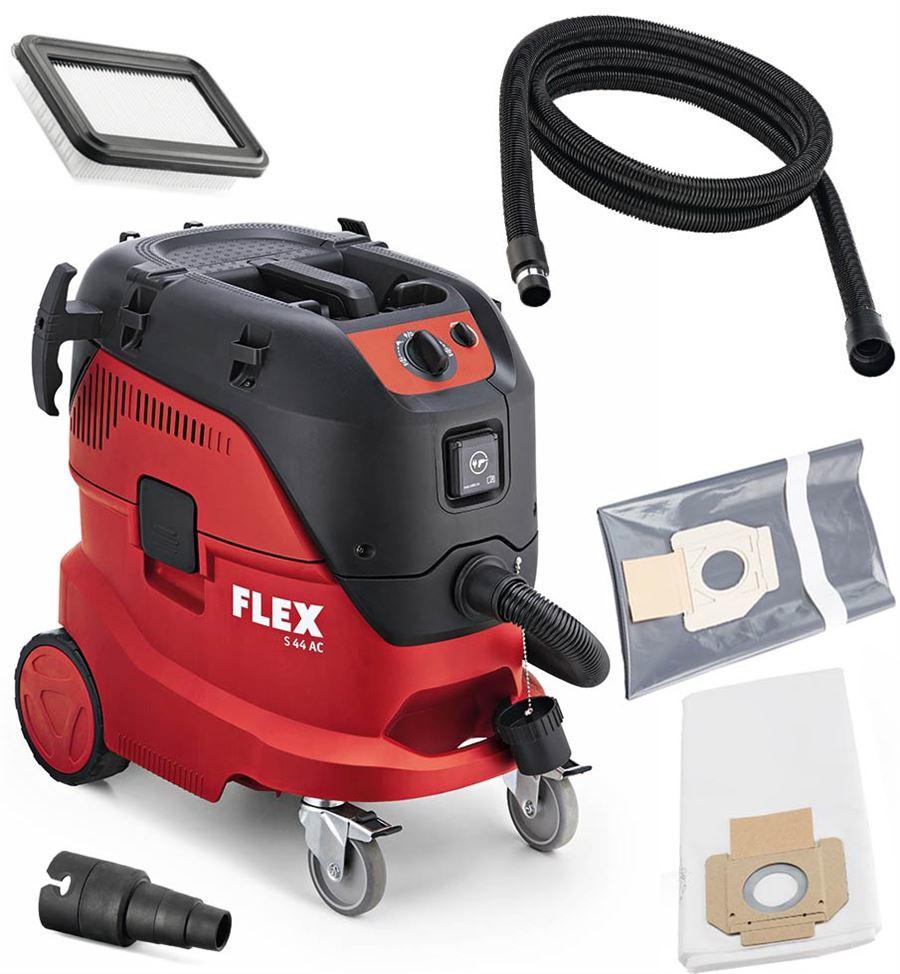 flex s44 ersetzt s47 staubsauger mit automatischer filter reinigung 444146 ach. Black Bedroom Furniture Sets. Home Design Ideas