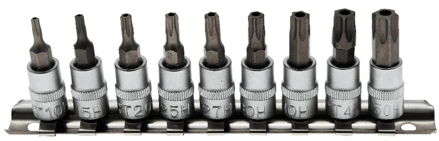 6,3 1//4 Bit-Einsatz T50 T-Profil