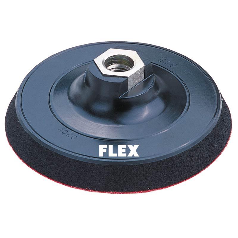 FLEX Klett Filzpad FP D125 hart 5 Stück 393.347