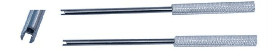 Reifen-Ventilwerkzeug 2-tlg Ventil Werkzeug ausdrehen ausschrauben />BGS 1536