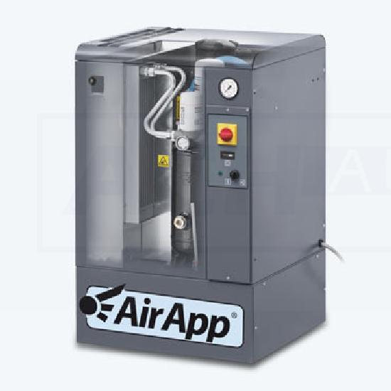 airapp kompressor schraubentechnologie ohne kessel 13. Black Bedroom Furniture Sets. Home Design Ideas