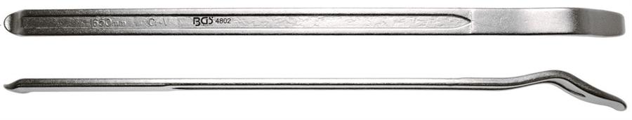 4802 1 St/ück L/änge 650 mm f/ür LKW Spezialform BGS Reifen-Montiereisen