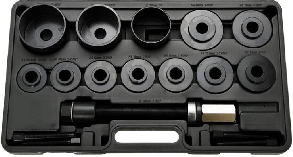 Bohrerset HSS Stein Beton 8 Teile Stahl 3-10mm Bohrer KREATOR Stein Beton Bohrer