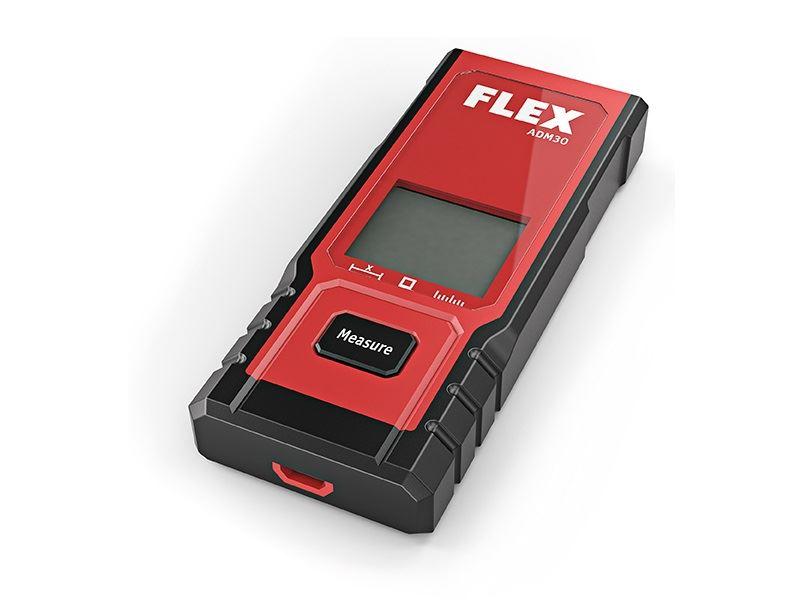 Laser Entfernungsmesser Mit Usb Anschluss : Flex adm 30 laser entfernungsmesser ach shop
