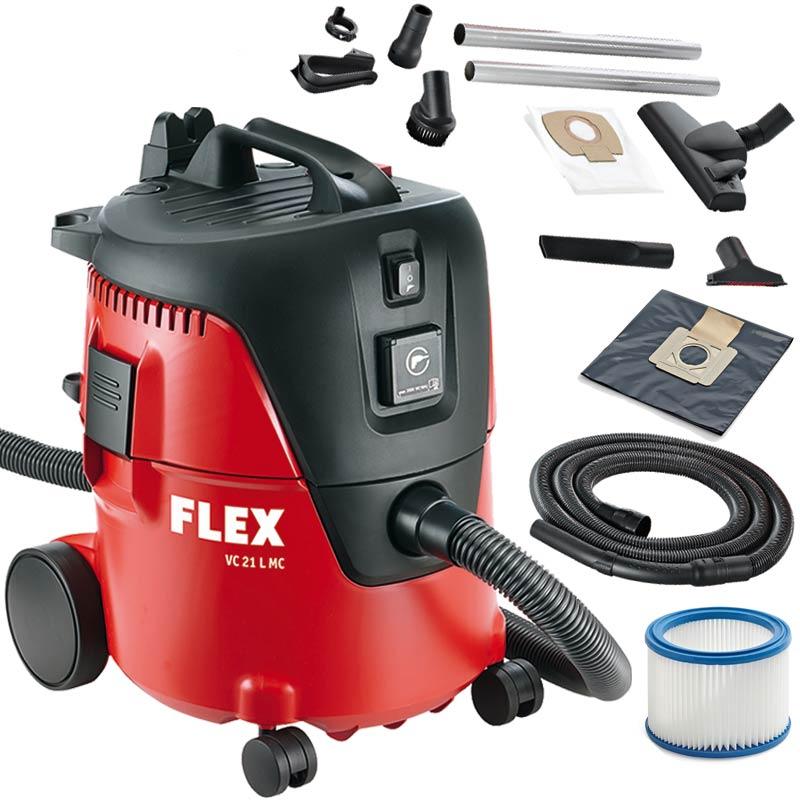 Fabulous FLEX Industriesauger VC 21 L MC manuelle Filterabreinigung 20l TH33