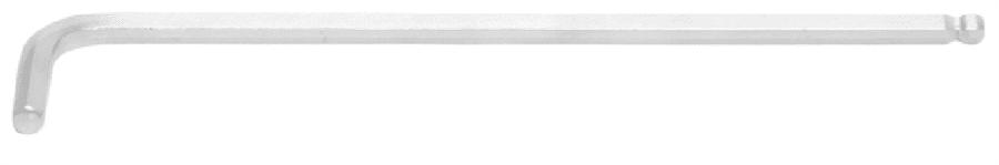 BGS Winkelschlüssel Innen 6 Kant extra lang 195 mm 7,0 mm 790-7