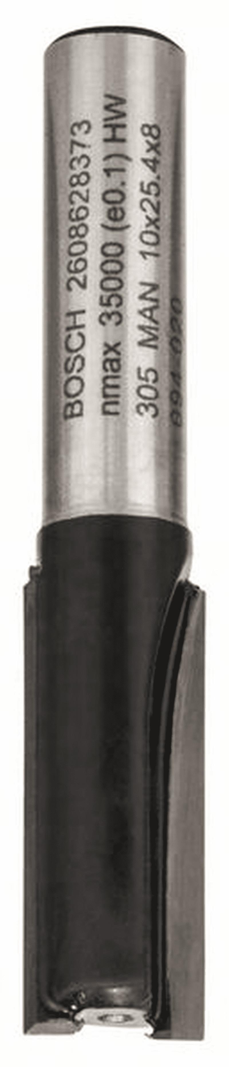 G 56 mm Bosch Nutfräser D1 8 mm 8 mm L 25,4 mm