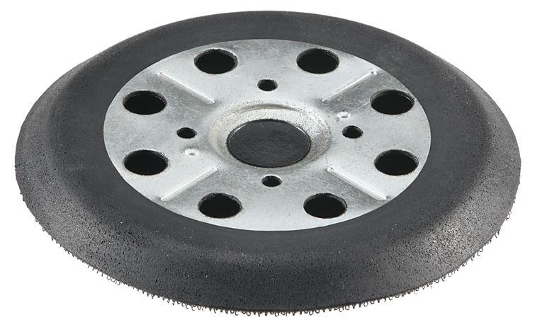 Mirka Schleifteller Klett 125 mm Lochung 5-19-Abranet für CEROS und ROS Exzenter